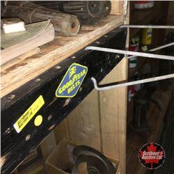 """Goodyear Belts Hangers (2)   36"""" Long"""