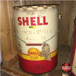 5gal Pails: Shell