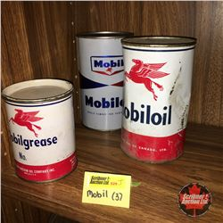 Mobil Tin Group (3) - Note Full Tin