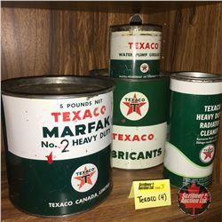 Texaco Tin Group (4)