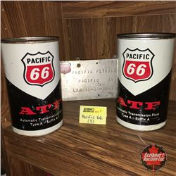 Pacific 66 Group : LSD Placard & Tins (2)