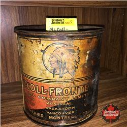 McColl-Frontenac Tin