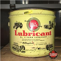25lb Grease Pail: Whiz Lubricant
