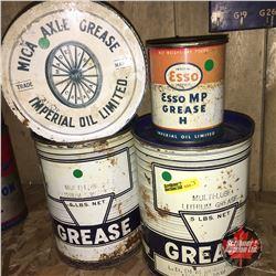 Grease Tin Group (4)