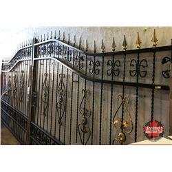 Driveway Gates 20'