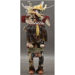 HOPI INDIAN KACHINA (PATRICK JOSHEVEAMA)