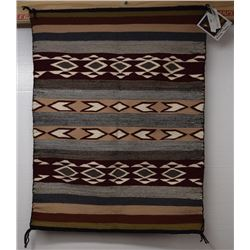 NAVAJO INDIAN TEXTILE  (TSOSIE)