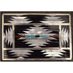 ZUNI INDIAN BUCKLE (CHARLOTTE DISHTA)