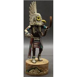 HOPI INDIAN KACHINA (SILAS)