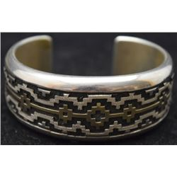 NAVAJO INDIAN BRACELET (JACKSON)