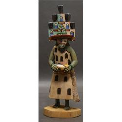 HOPI INDIAN KACHINA (KOOTEWYTEWA)