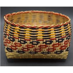 CHITIMACHA INDIAN BASKET