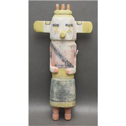 FOLK-ART WOODEN DOLL
