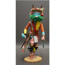 HOPI INDIAN KACHINA (PERSHING TEWAWINA)