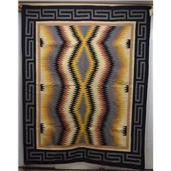 NAVAJO INDIAN TEXTILE ( ESTER GREEN)