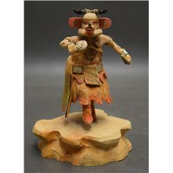 HOPI INDIAN KACHINA (COOLIDGE )