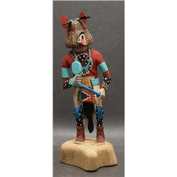 HOPI INDIAN KACHINA (TENAKHONGUA)