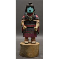 HOPI INDIAN KACHINA (SAKIESTEWA)