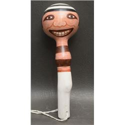 HOPI INDIAN RATTLE (SUMATZKUKU)