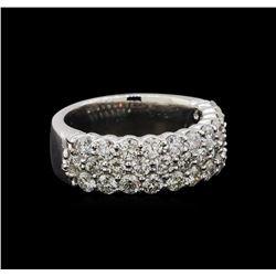14KT White Gold 2.31 ctw Diamond Ring
