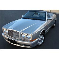 2001 Bentley Azure Convertible