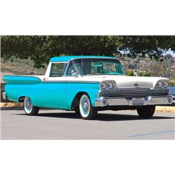 1959 Ford Ranchero Custom Hotrod