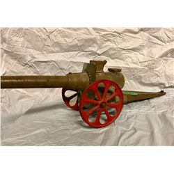 ANTIQUE TOY 'BIG BLAST' CANNON - WILL FIRE