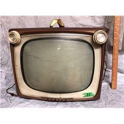 VINTAGE ZENITH PORTABLE TV