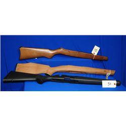 Lot of 3 Gun Stocks