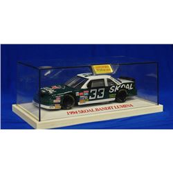 Two Harry Gant  Skoal Die Cast Cars