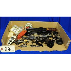 Lot of Assorted Misc Gun Parts