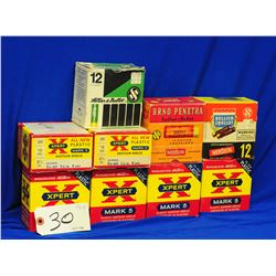 Box Lot 12 ga. Ammo