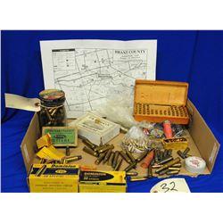 Box Lot Various Ammo