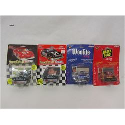 FOUR HARRY GANT COLLECTIBLE DIE CAST STOCK CARS