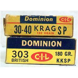 Dominion Rifle Ammo