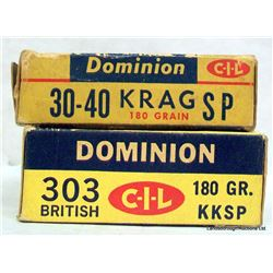Dominion Rifle Ammo
