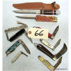 Ten Knives