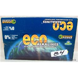 42 C size batteries