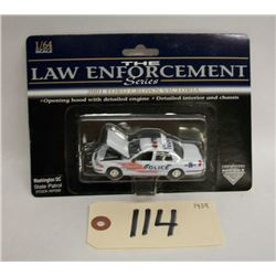 2001 Ford Crown Victoria Washington DC Die Cast