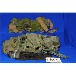 Military Webbing and Mag Pouches