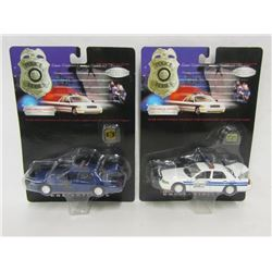 Die Cast Collector Police Cars