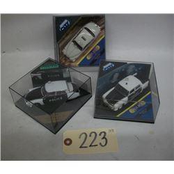 Vitesse Die Cast Police Cars (3)