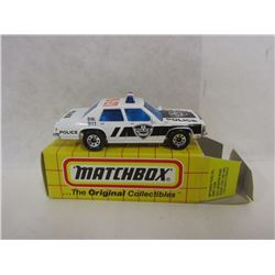 Law Enforcement Die Cast Cars