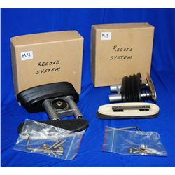 Lot of 2 (Two) Rifle Recoil Systems