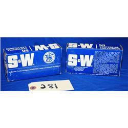 100 rnds S&W  38 Spl