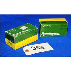 100 Rnds Remington 22 Hornet