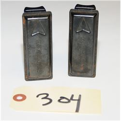 Two Winchester 88 magazines