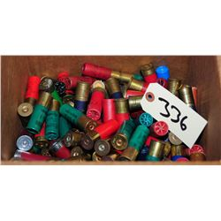 12 Kg of Mixed 12Ga Shotshells