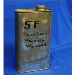 5F Flintlock Priming Powder - 1 LB