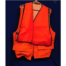 Three Saftey Vests